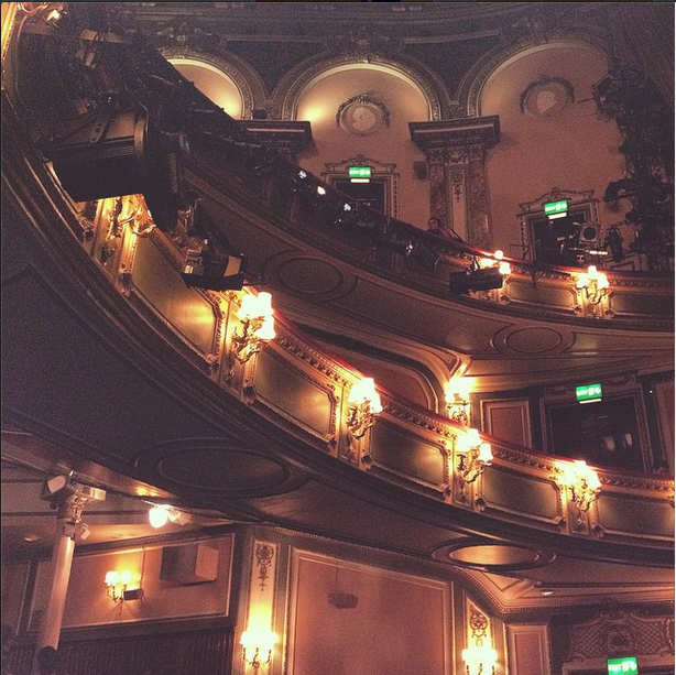 Majesty Theatre London
